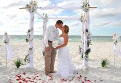 Свадьба на пляже: бюджетные идеи