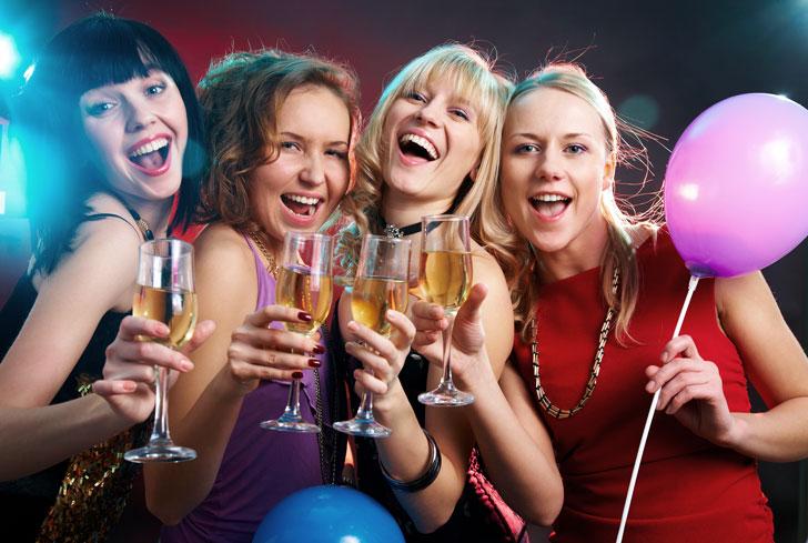 как организовать вечеринку дома