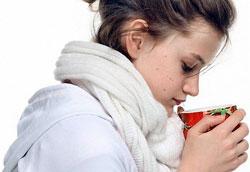 Симптомы простуды и лечение народными средствами