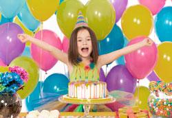 Чайный день рождения: 4 игры для маленьких детей