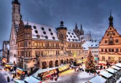 10 лучших рождественских ярмарок Германии