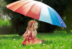 На что обратить внимание при выборе зонта?