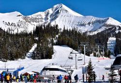 4 замечательных места для зимнего отдыха