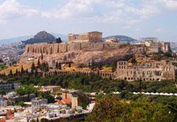 4 лучших туристических города Греции