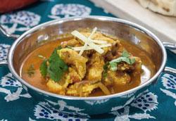 Куриное карри по-индийски: простой пошаговый рецепт
