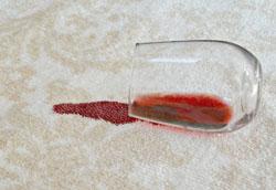 Как почистить ковёр от пятен с помощью пены для бритья?