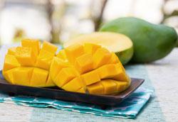 Как проявляется аллергия на манго?