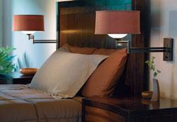 Как правильно разместить настенные светильники в квартире?