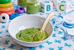 Как приготовить овощное пюре для младенца?