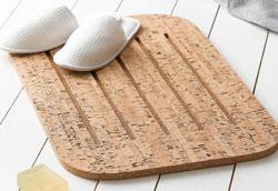 Чем можно заменить коврики для ванны и туалета?