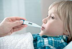 Как сбить температуру у ребенка без лекарств?