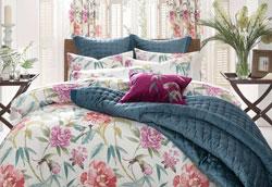 Как ухаживать за льняным постельным бельём?