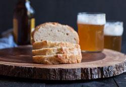 пивной хлеб в миниатюре