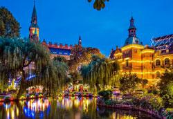 5 лучших европейских парков развлечений