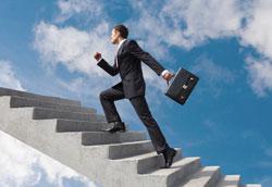 Возможная карьерная лестница в сфере маркетинга