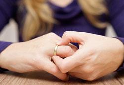 Психологические последствия развода для женщин