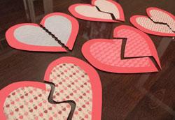 Игры для детского сада ко дню Святого Валентина