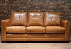 Как размягчить мебельную обивку из кожи?