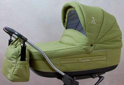 Как превратить обычную детскую коляску в оригинальный подарок?