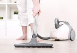 Основные принципы домашней уборки