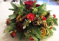 Какие цветы принято дарить на Новый Год?