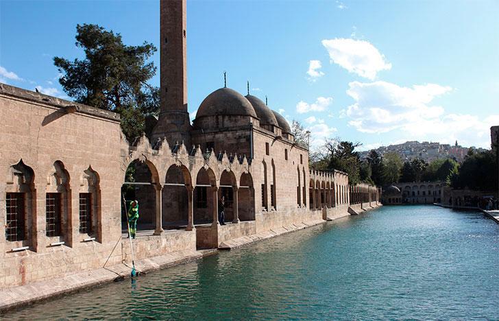 Хасанкейф в Турции